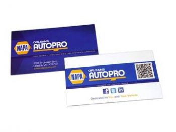 AutoPro - Business Cards by CP Business Solutions Inc