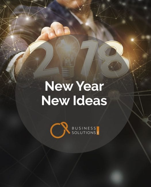New Year, New Ideas - CP Business Solutions