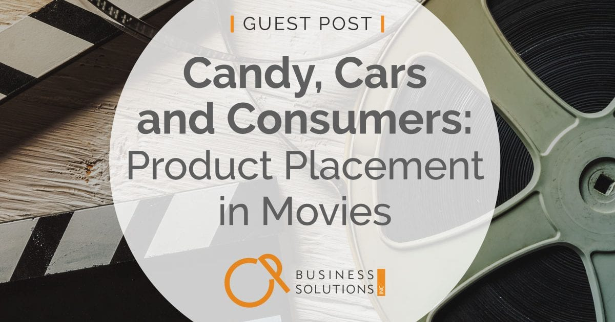 Candy, Cars and Consumers: Product Placement in Movies - CP Business